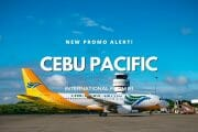P99 Cebu Pacific Promo ONE-DAY SALE for November 2019 to February 2020 Travel