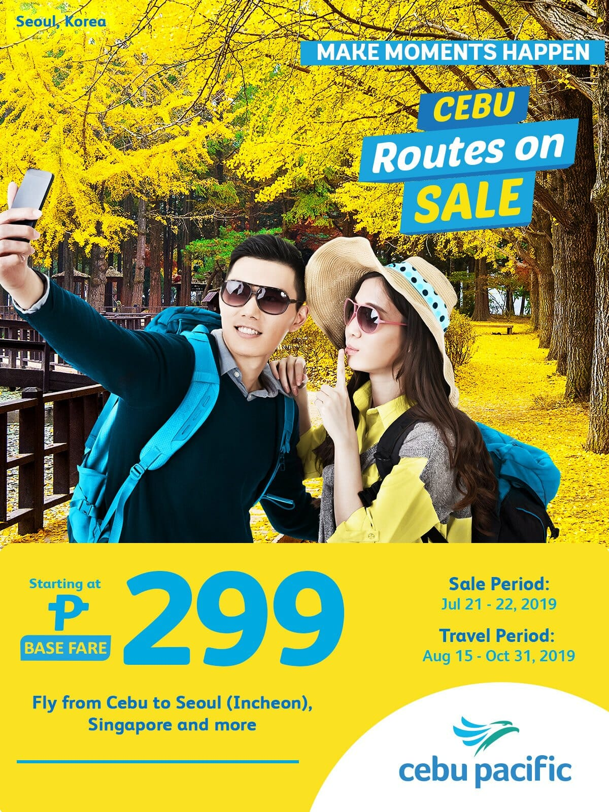 Cebu Pacific Promo - July 22 2019
