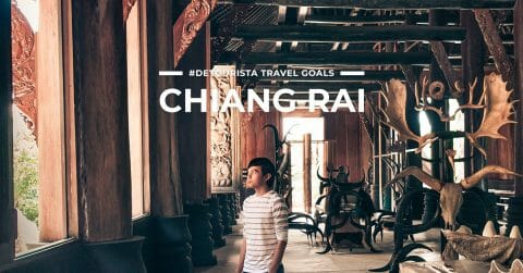 6 Places To Visit in Chiang Rai