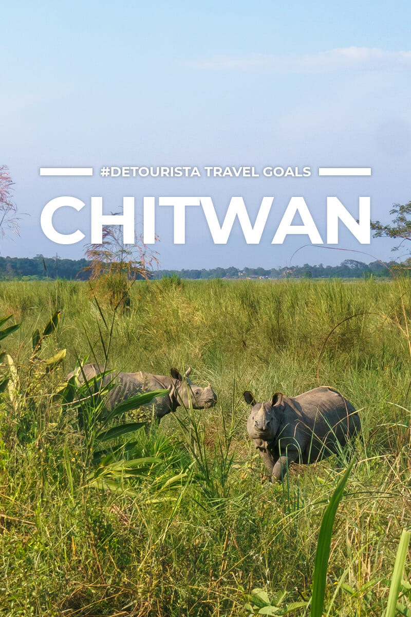 6 Places to Visit in Chitwan and Sauraha Village + Things To Do