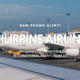 Philippine Airlines Independence Day Promo on Domestic and International Flights