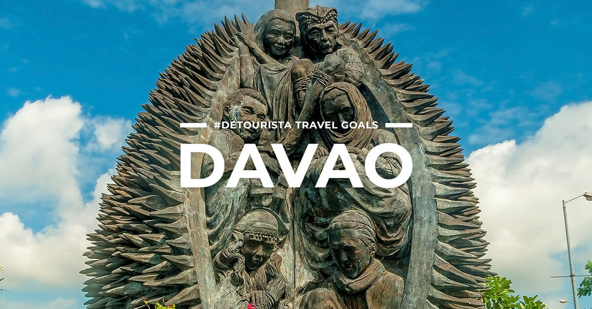 14 BEST PLACES to visit in Davao + THINGS TO DO 2019
