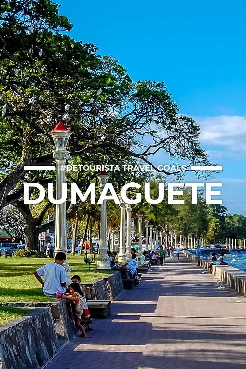 14 Places to Visit in Dumaguete + Things To Do