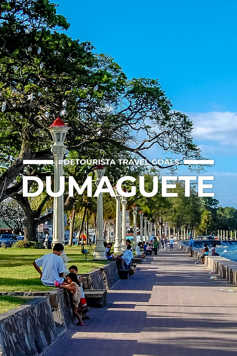 14 Places to Visit in Dumaguete and Negros Oriental + Things To Do