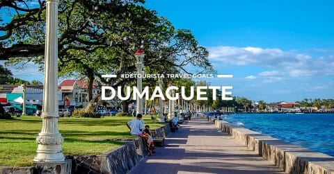 14 Places To Visit in Dumaguete