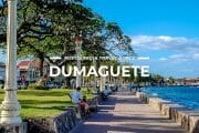 14 Places To Visit in Dumaguete & Negros Oriental