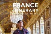 France Itinerary