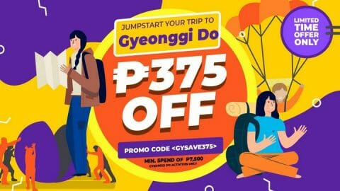 P375 OFF Gyeonggi-Do Tour Package + Tickets Promo Code – Klook PH