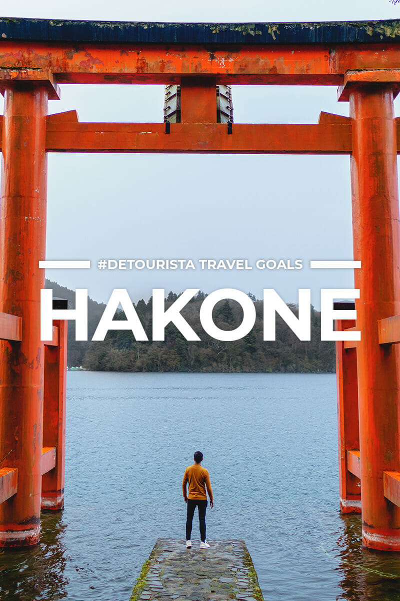 5 Places to Visit in Hakone + Things To Do