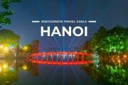 11 Places To Visit in Hanoi