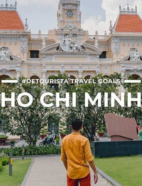 14 Places to Visit in Ho Chi Minh + Things To Do