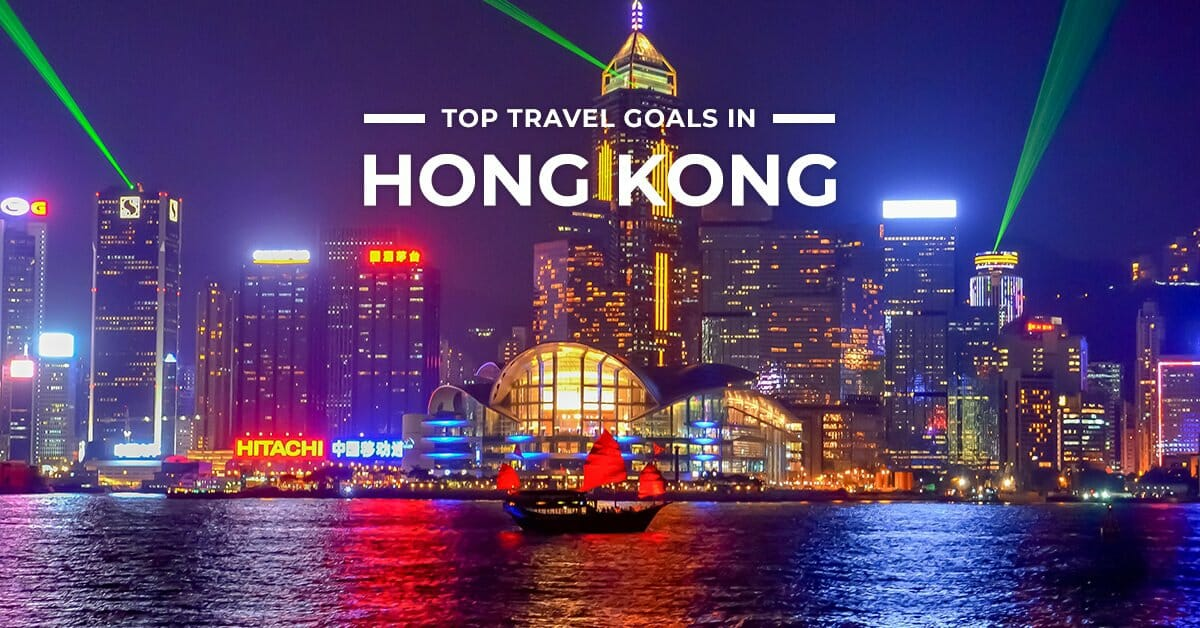 19 Places To Visit in Hong Kong