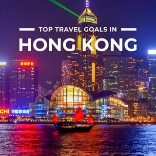 19 Places to Visit in Hong Kong + Things To Do for First-Timers