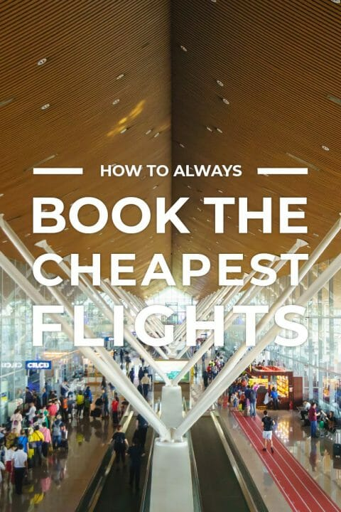 How to Book Cheap Flights to Anywhere