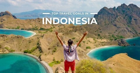 25 Places To Visit in Indonesia