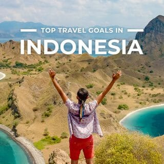 25 Places to Visit in Indonesia + Things To Do for First-Timers