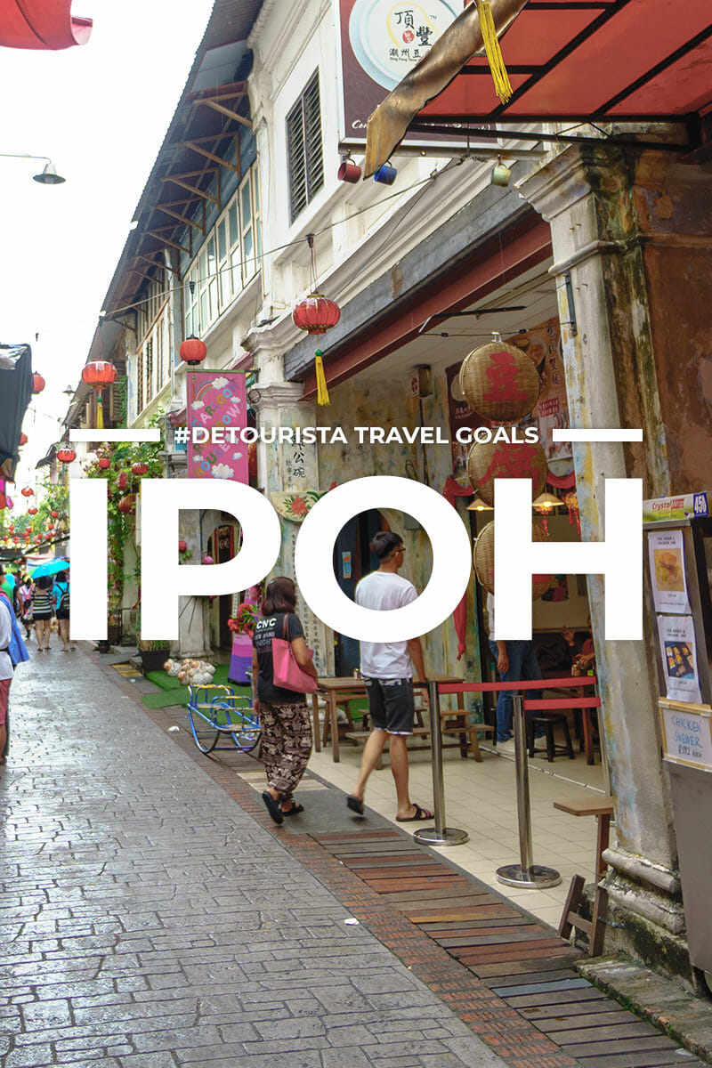6 Places to Visit in Ipoh + Things To Do