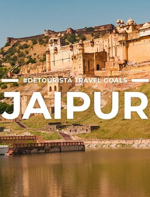 8 Places to Visit in Jaipur + Things To Do