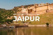 8 Places To Visit in Jaipur