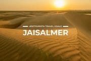 10 Places To Visit in Jaisalmer