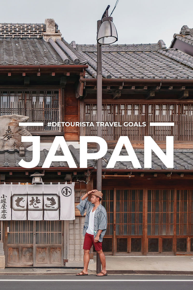 13 Places to Visit in Japan + Things To Do