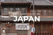 19 Places To Visit in Japan