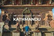 8 Places To Visit in Kathmandu