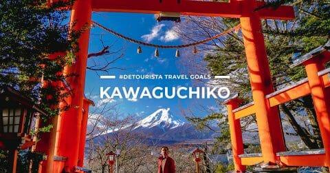 5 Places To Visit in Kawaguchiko & Mt Fuji Lakes