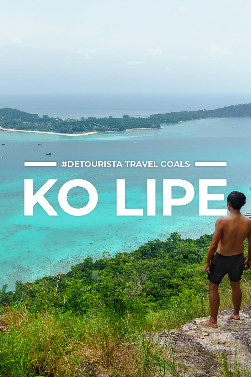 8 Places to Visit in Koh Lipe + Things To Do
