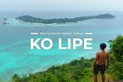 8 Places To Visit in Koh Lipe