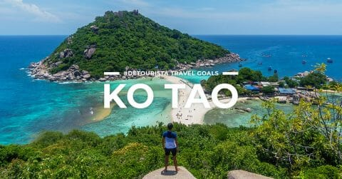 9 Places To Visit in Ko Tao