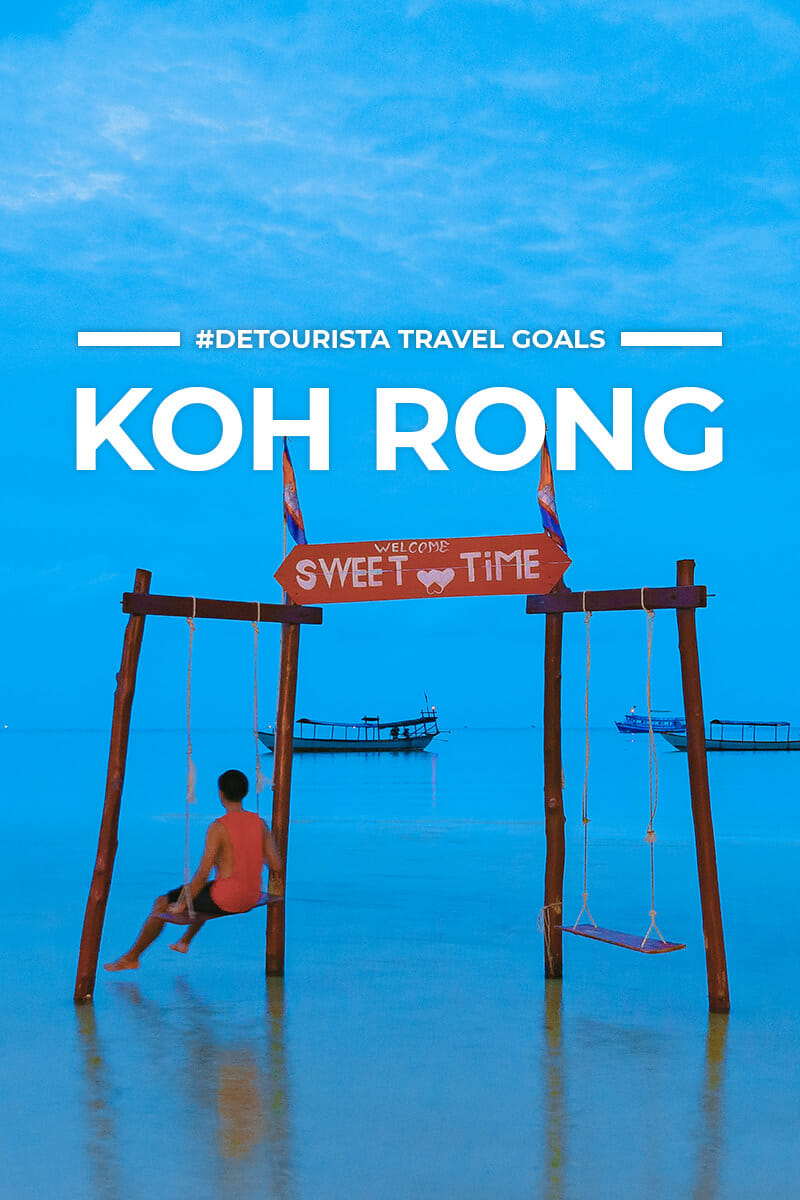 7 Places to Visit in Koh Rong and Koh Rong Samloem + Things To Do