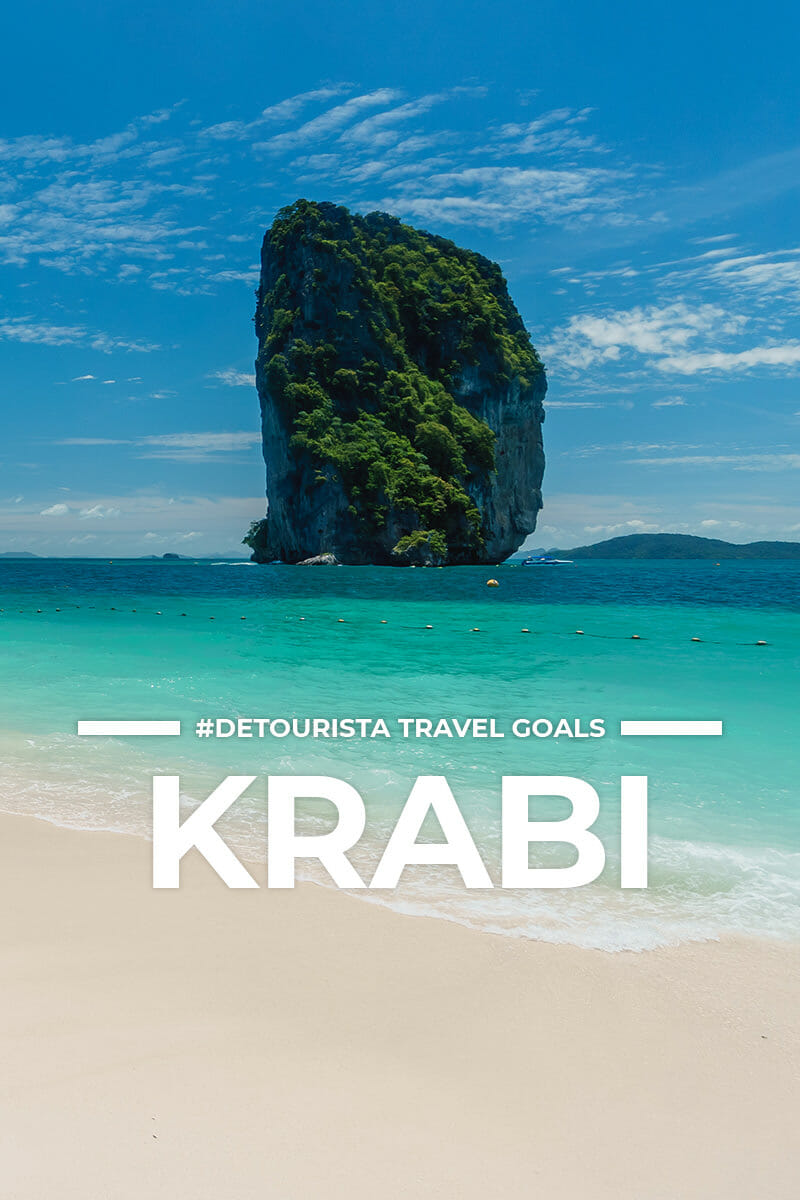 12 Places to Visit in Krabi + Things To Do