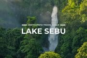 11 Places To Visit in Lake Sebu