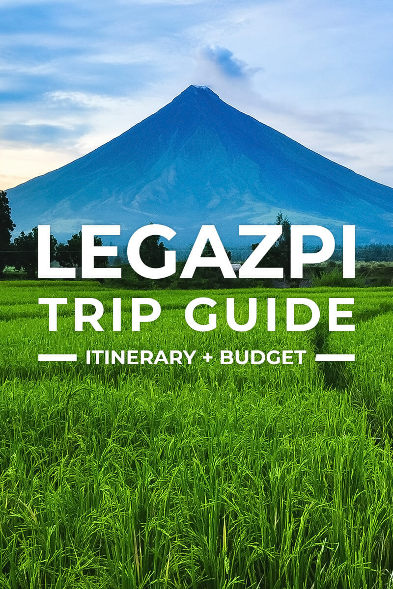 11 Places to Visit in Legazpi and Albay + Things To Do