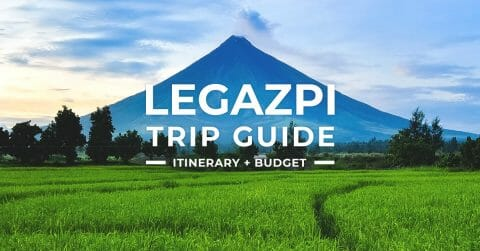 11 Places To Visit in Legazpi