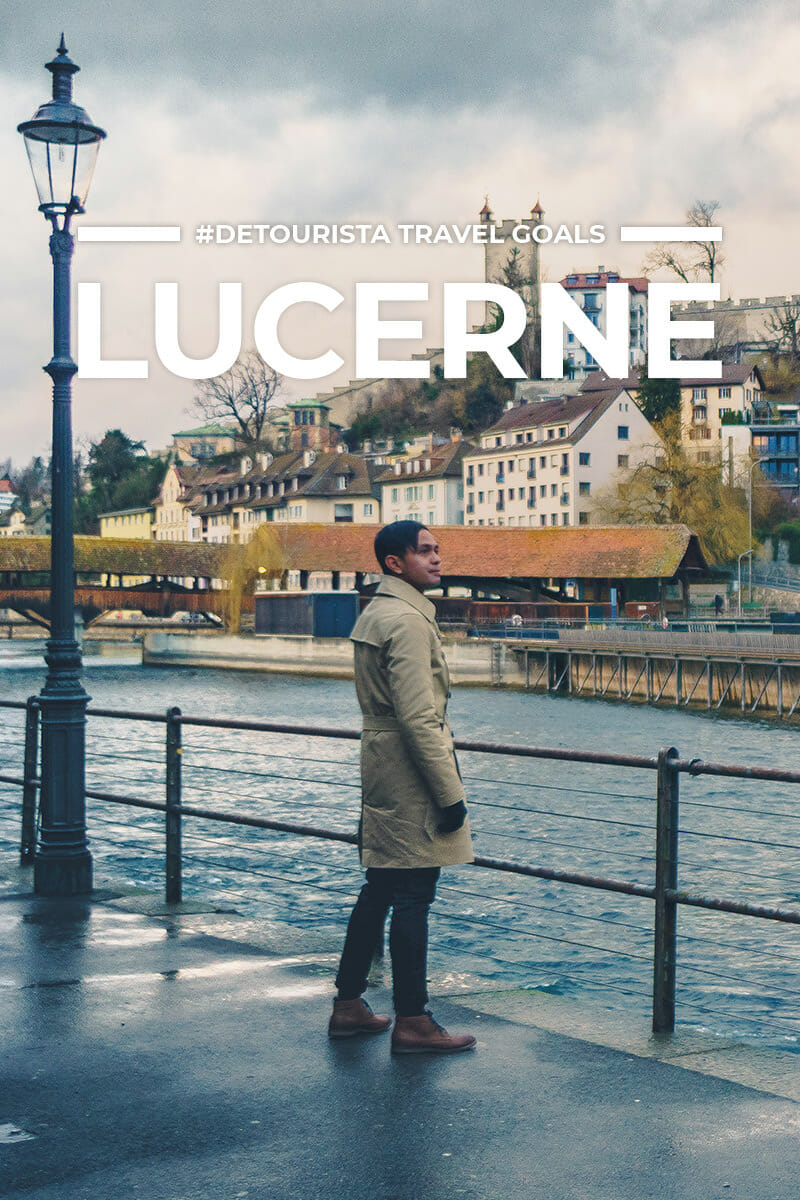 6 Places to Visit in Lucerne + Things To Do for First-Timers