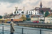 7 Places To Visit in Lucerne