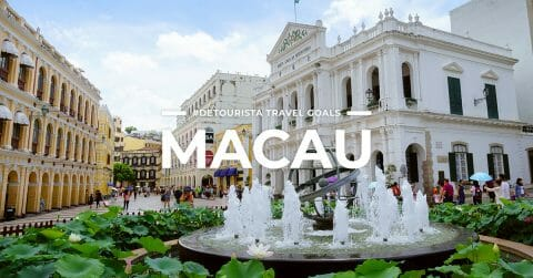 14 Places To Visit in Macau