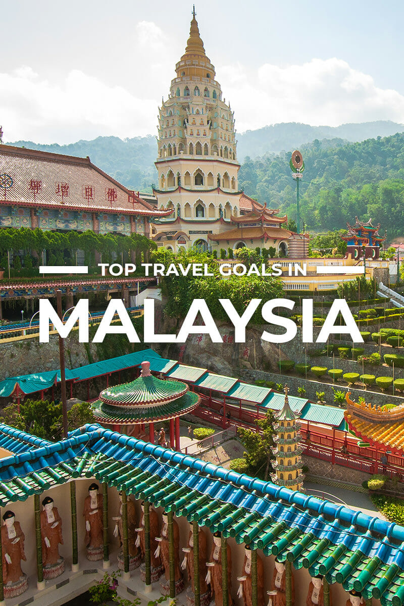 20 Best Places to Visit in Malaysia + Top Things To Do