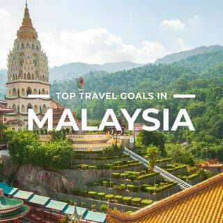 20 Places to Visit in Malaysia + Things To Do for First-Timers