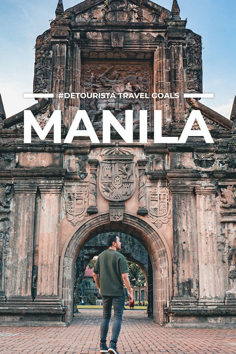 16 Places to Visit in Manila + Things To Do