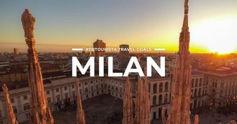 10 Places To Visit in Milan