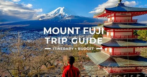 Mount Fuji Travel Guide