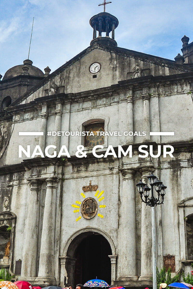 14 Places to Visit in Naga City and Camarines Sur + Things To Do