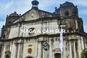 14 Places To Visit in Naga City & Camarines Sur