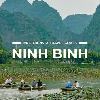 7 Places to Visit in Ninh Binh + Things To Do