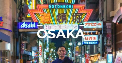 11 Places To Visit in Osaka