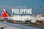 EXTENDED: Philippine Airlines 2018 Independence Seat Sale