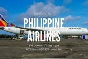 Extended! Philippine Airlines 1 Million Seats Promo for Jul to Dec Travel